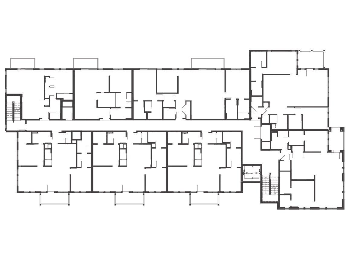 Floor plate 2