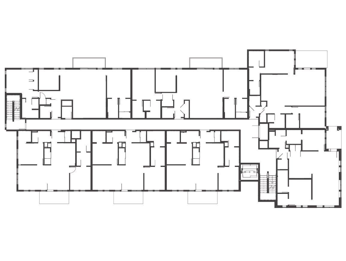 Floor plate 3